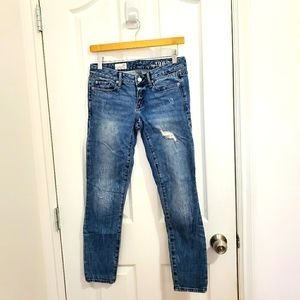 Gap Always Skinny Med washed Denim Jeans